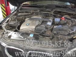 BMW E60 530i N52 B30 ремонт двигателя