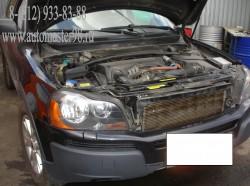 Volvo XC90 ремонт топливной системы