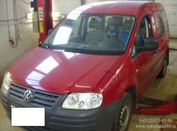 Volkswagen Caddy двигатель bud 1.4 замена комплекта ГРМ