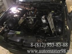 BMW 735 M62 замена двигателя