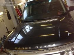 Range Rover двигатель M57 D30 3.0