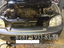 Hyundai Santa Fe двигатель G4JS