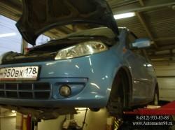 Chery Kimo ремонт механической коробки передач