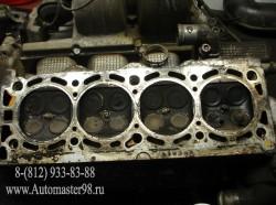 Opel Zafira (Z18XE1) ремонт двигателя, замена сцепления