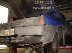 Проведены работы по замене сцепления автомобиля ВАЗ 2109
