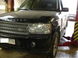 Range Rover ремонт тормозной системы