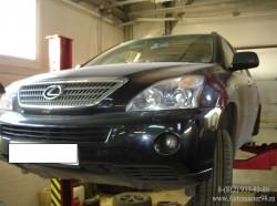 Lexus RX400H ремонт подвески и тормозной системы