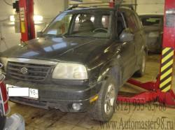 Suzuki Grand Vitara ремонт тормозной системы