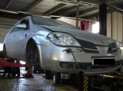 Nissan Primera двигатель AT QG18DE ремонт подвески