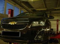 Chevrolet Cruze ремонт задней части подвески