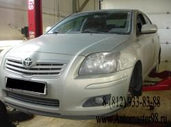 Toyota Avensis ремонт тормозной системы
