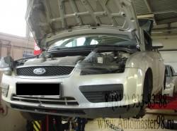 Ford Focus 2 ремонт передней подвески