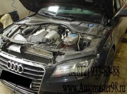 Audi A7 S-Line ремонт системы кондиционирования