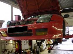 Honda Prelude ремонт трансмиссии
