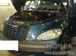 Chrysler PT Cruiser ремонт электрооборудования автомобиля