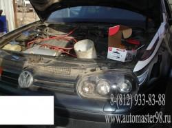 Volkswagen Golf V ремонт электрооборудования