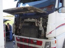 Volvo FH 12 заправка кондиционера