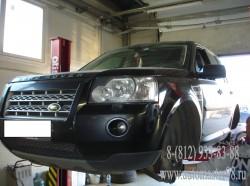 Land Rover ремонт тормозной системы
