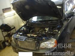 Volvo XC90 B6294T замена двигателя