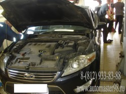 Ford Mondeo замена лобового стекла