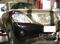 Nissan Patrol ремонт тормозной системы