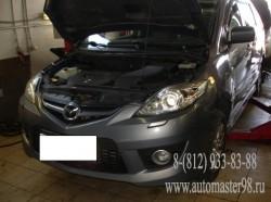 Mazda 5 ремонт кондиционера