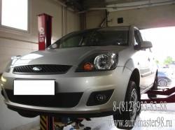 Ford Fiesta ремонт тормозной системы