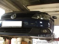 Volkswagen Jetta ремонт передней подвески