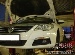 Volkswagen Passat CC ремонт тормозной системы