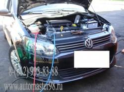 Volkswagen Jetta ремонт системы кондиционирования