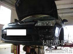 Citroen C4 купе 1.6 VTi 120 (5FW (EP6))