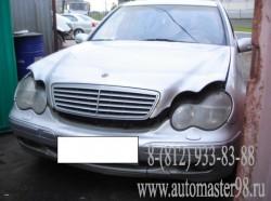 Mercedes-Benz W203 двигатель 112.912 M 112 E26