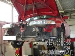 Mazda 626 тюнинг выхлопной системы