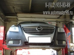 Opel Insignia ремонт трансмиссии