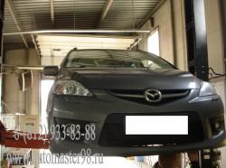 Mazda 5 ремонт передней подвески