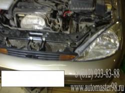Ford Focus 1 двигатель 2.0 ZETEC ремонт электрооборудования
