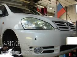 Toyota Ipsum 2400CC 16-V DOHC (2AZFE) техническое обслуживание