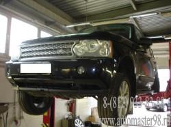 Land Rover Range Rover ремонт тормозной системы