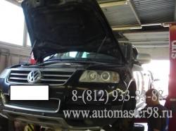 Volkswagen Touareg BAC 2,5D TDI PD