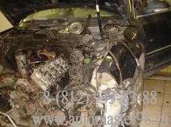Volkswagen Passat BAU капитальный ремонт двигателя