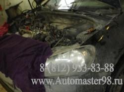 VW Golf 6 1.4 TSI CAXA ремонт ГБЦ, замена комплекта цепи ГРМ