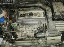 Skoda Octavia A5 CDAB 1.8 TSI ремонт ДВС