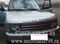 Land Rover Range Rover ремонт электропроводки