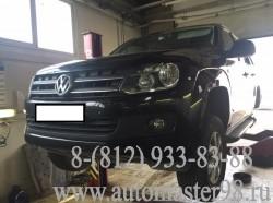 Volkswagen Amarok ремонт тормозной системы