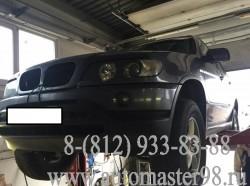 BMW X5 E53 M54 замена цепи в раздаточной коробке