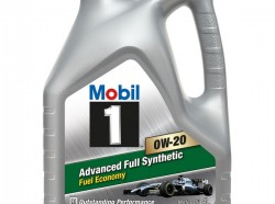 Mobil 1™ 0W-20 Advanced Fuel Economy