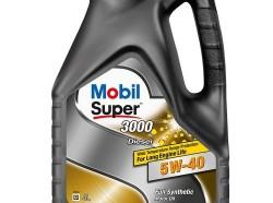 Синтетическое моторное масло Super™ 3000 X1 Diesel 5W-40