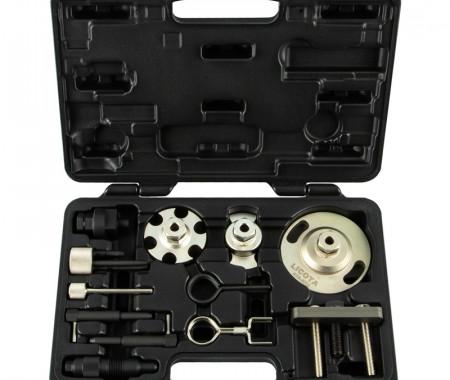 Licota  ATA-4012 Набор фиксаторов для дизельных двигателей VW-Audi V6 (2.7, 3.0) V8 (4.0, 4.2) со съемником помпы