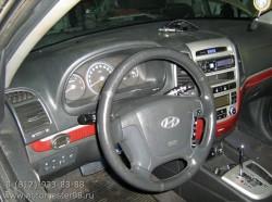 Hyundai Santa Fe замена радиаторов отопителя