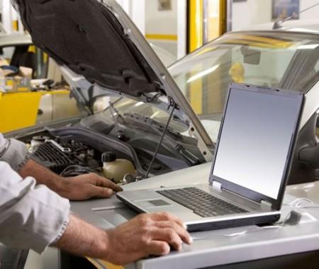 Компьютерная диагностика двигателя и электронных систем